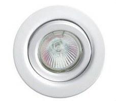 NEXIA 00126-0 Downlight ECOS diámetro 80 GU10 QPAR-CB 50W blanco