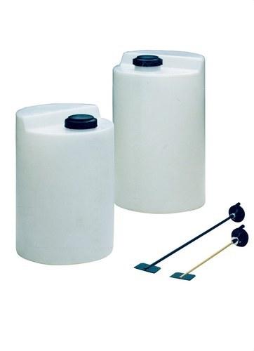 Depósito poliuretano cilíndrico 350l