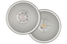 CONALUX C5250-30W-04 CAMPANA LED DECORATIVO C5250 30W GRIS