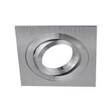 CONALUX 4138/1-23 Downlight empotrable 4138/1 cuadrado basculante 50W aluminio