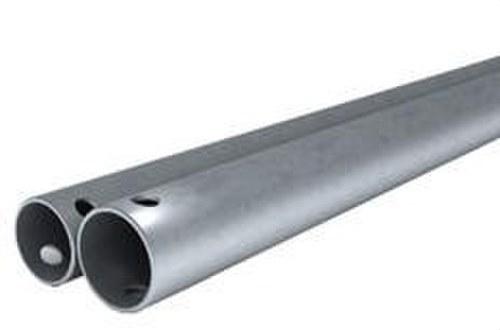 Mástil 3m hierro galvanizado