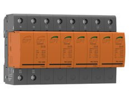 Protector sobretensión transitoria PSC4-25/400TT