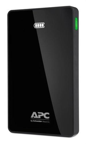 Batería móvil 10000mAh LI-PO negro