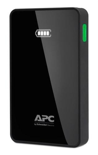 Batería móvil 5000mAh LI-PO negro