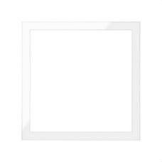 SIMON 10000610-130 Marco Simon 100 con 1 elemento blanco