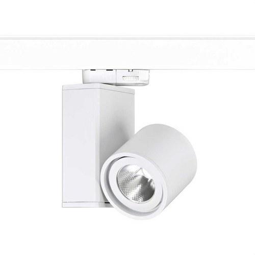 Proyector 640.02 carril WW CRI92 SPOT 1000 lumenes blanco