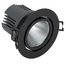 SIMON 70323038-282 Downlight 703.23 Orientable Redondo 2700K Spot Negro