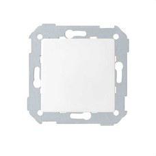 SIMON 8200101-090 Interruptor unipolar 10AX Simon 82 embornamiento rápido + tecla blanco mate