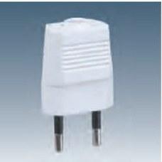 SIMON 00160-31 Clavija de enchufe bipolar termoplástico 250V 10A