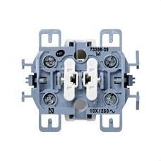 SIMON 73398-39 Combinación 2 interruptores Simon 73