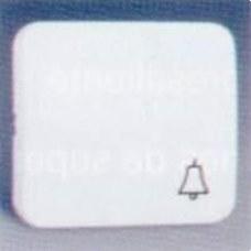 SIMON 73017-32 TECLA PULS.CAMPANA S.73 NEGRO