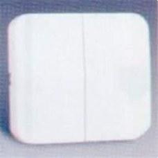 SIMON 73026-32 TECLA P/GRUPO DOBLE S.73 NEGRO