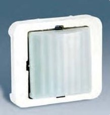 SIMON 81800-30 Detector infrarrojos pasivo PIR Simon visera