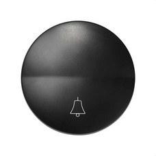 SIMON 88017-38 Tecla SIMON 88 para pulsador campana grafito