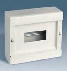 SIMON 68056-31 Caja para PIAS 8-14 módulos superior sin puerta