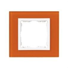 SIMON 82617-65 Marco SIMON 82 con 1 elemento nature cristal azul mandarina