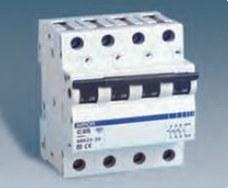 SIMON 68440-36 Magnetotérmico tetrapolar curva-C 40A 6kA
