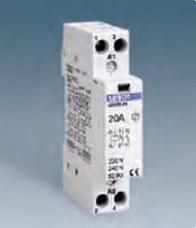 SIMON 68805-61 Contactor 40A 3/4P 4NA