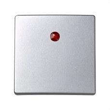SIMON 73011-63 Tecla N pulsador SIMON 73 LOFT con luminoso aluminio