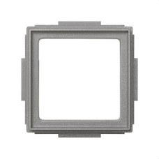 SIMON 2705088-063 Adaptador Simon 27 SCUDO gris esmeril