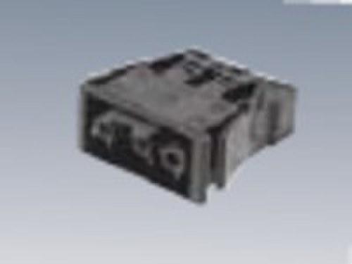 Conector rápido empotrar hembra 3P gris grafito