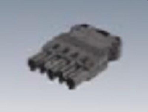 Conector rápido aéreo hembra 5P gris grafito
