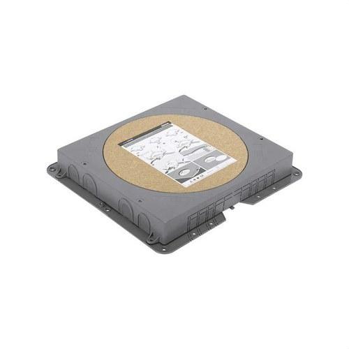 Cubeta pavimento/caja suelo circular