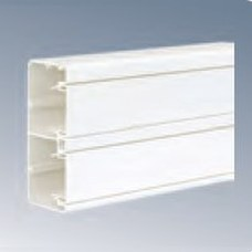 SIMON TK12102/9 Canal PVC 130x55mm K45 2 compartimentos blanco nieve