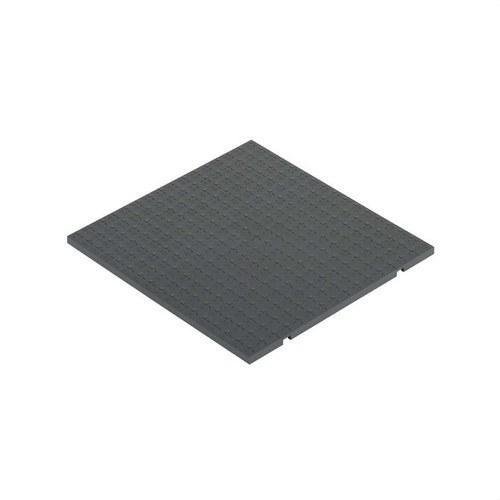Tapa para caja suelo con 3 módulos 500 CIMA gris