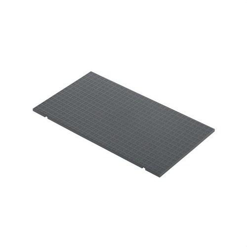 Tapa para caja suelo con 6 módulos 500 CIMA gris