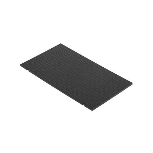 Tapa para caja suelo con 6 módulos 500 CIMA grafito