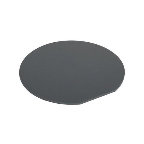 Tapa para caja profundidad reducida con 3 módulos 500 CIMA gris