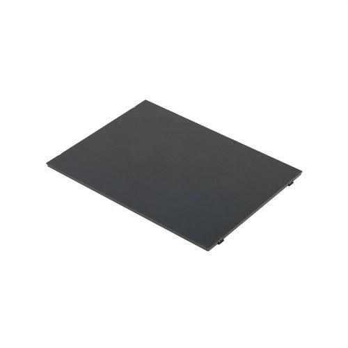 Tapa para caja profundidad reducida con 4 módulos 500 CIMA gris