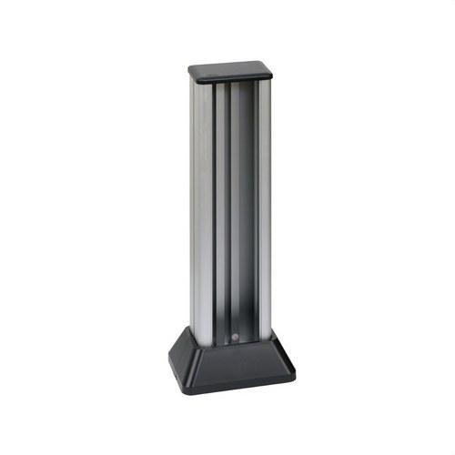 Minicolumna 500 CIMA 1 cara con 3 módulos aluminio/grafito