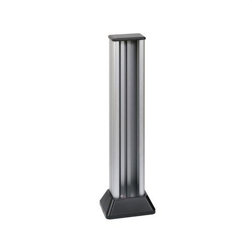Minicolumna 500 CIMA 1 cara con 4 módulos aluminio/grafito