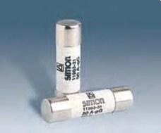 SIMON 11945-31 Fusible cilindrico 500V 4A sin indicador (10x38)