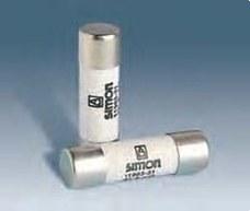 SIMON 11973-31 Fusible cilindrico 500V 16A sin indicador (14x51)