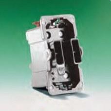 BJC 16508 Mecanismo interruptor bipolar luminoso y control 10A 250V