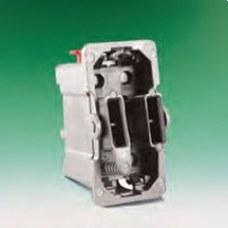 BJC 16516 Mecanismo pulsador timbre y luz luminoso 10A 250V