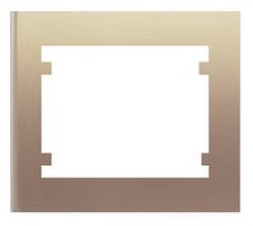 Marco 2 elementos horizontal serie Iris en dorado odisea