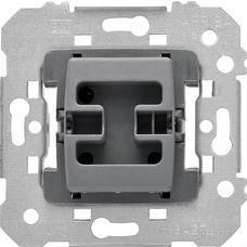 BJC 18505 Interruptor unipolar serie Iris en blanco