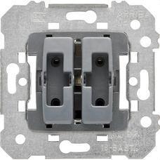 BJC 18509 Interruptor doble serie Iris 16A 250V