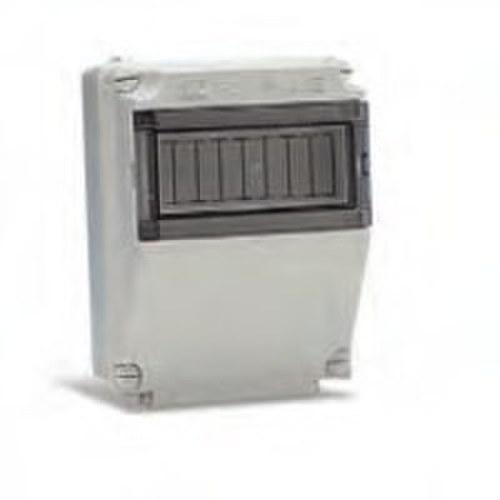 Caja TCP de 250x194x140mm con capacidad para 8 módulos de 17,5mm