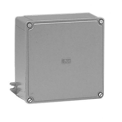 Caja cuadrada ciega 90x90x42mm