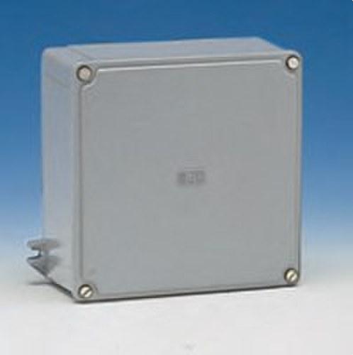 Caja cuadrada ciega 130x130x50mm
