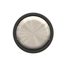 NIESSEN 8601 CN Tecla interruptor/conmutador Skymoon cristal negro
