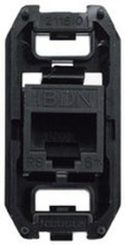 Soporte con conector informática RJ45 CAT6