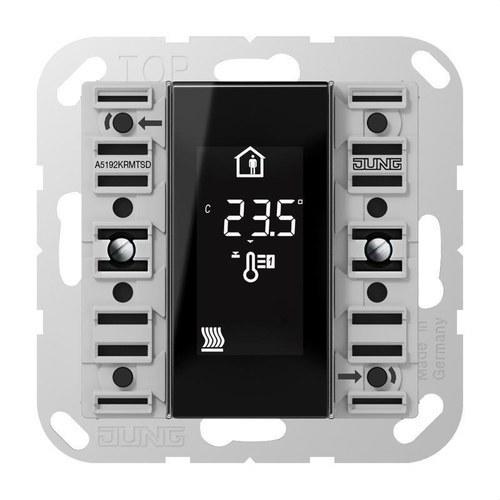 Controlador KNX estancia RCD módulo compacto 2 fases