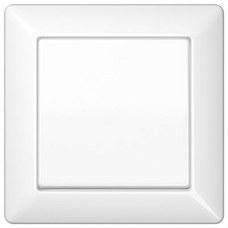 JUNG AS590WW Tecla para mecanismo simple placa compacta blanco alpino