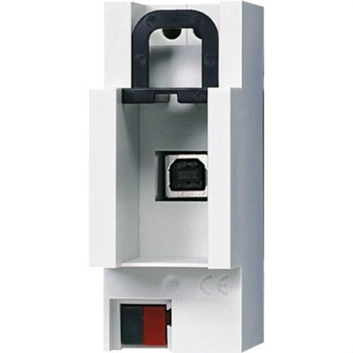 Módulo comunicación USB KNX acoplador incluido